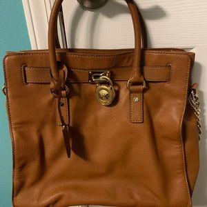 Michael Kors Large Satchel and Wallet